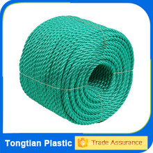 pp split film plastic rope