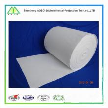 Filtro perforado de la tela del poliéster fieltro impermeable de la tela del filtro