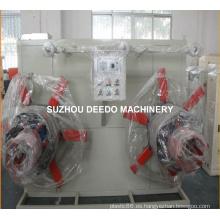 Enrollador de tubo plástico del PVC PE PP automático