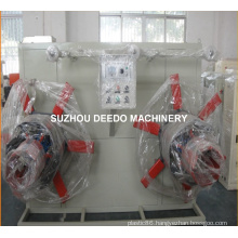Automatic PVC PE PP Plastic Pipe Coiler