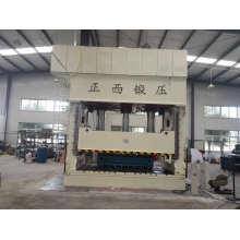 Machine de presse hydraulique à emboutissage parfait Zhengxi