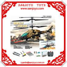 Juguete del helicóptero del rc 9029 que proyecta un hotseller de la nueva estación del misil !! canal 2.5