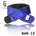 Heat Vibrator YC-1039 vibrating slimming Best selling waist trainer belly fat burn waist trimmer belt