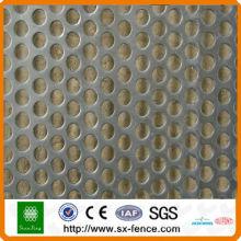 Malla de metal perforada shunxing