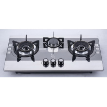 Three Burner Gas Cooktop (SZ-LW-105)