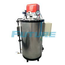 Vertical 100kg/H Gas Fired Steam Generator