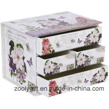 Fsc Custom Eco-Friendly Paper Drawer Organizer