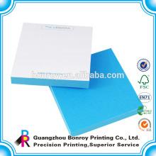 Kundenspezifischer unterschiedlicher geformter preiswerter Minipapier-klebriger Auflagengroßverkauf