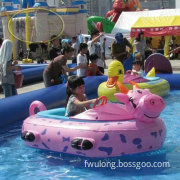EAS Hot Bumper Boat with MP3
