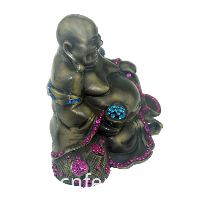 High quality zinc alloy buddha mold