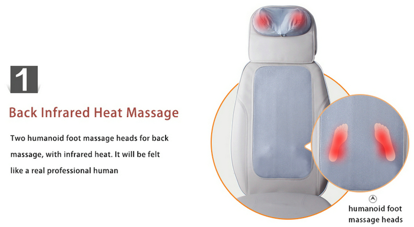 Back Massage Cushion