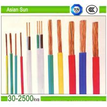 BV/Blv cabos com preço razoável de boa qualidade fábrica na China