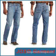 Wholesale Men's Popular Blue Jeans Trousers Denim Pants (JC3090)