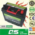 JIS-60B24 12V48AH as vendas as mais quentes! Preço mais barato Mf Bateria Do Carro para Fácil Instalação