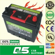 SS40T, SS60, 12V45AH, Australia Model, Auto Storage Maintenance Free Car Battery