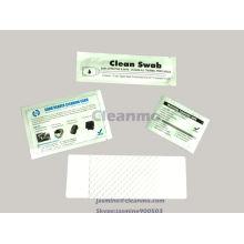 Kit de mantenimiento de equipos bancarios, tarjetas, toallitas y hisopos