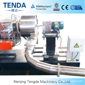 Manufacturing Alloy Twin Screw Extruder