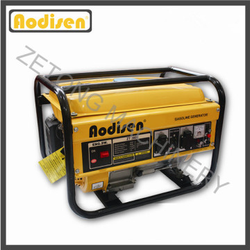 Home Use 2kw Small Portable Gasoline/Petrol Power Generator