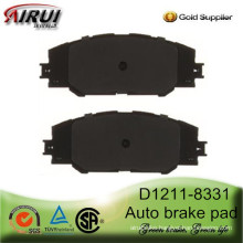 Front Brake Pad for TOYOTA Corolla XRS, Matrix 2.4 and RAV4