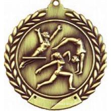 High Qulaity Custom Souvenir Gymnastics Medal