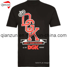 Camisa de impressão T (X-Q001)