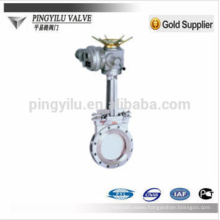 Motorized parallel double disc gate valve china supplier