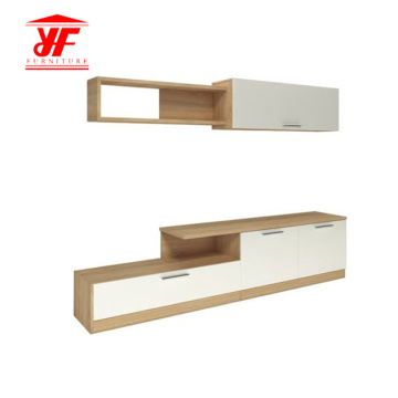 Fancy Wall TV Cabinet Unit Standideeën
