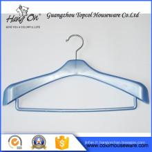 Meilleure vente de vêtements en plastique plastique Hanger