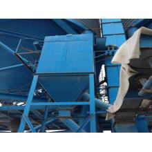 Équipement industriel de collecteur de poussière de solvant de poudre