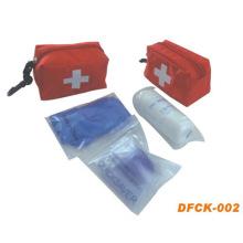 Bolsa profesional de primeros auxilios CPR Kit
