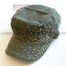 Boné de alta qualidade do exército de beisebol, chapéu de esportes