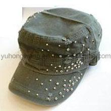 Capuchon d'armée de baseball de haute qualité, chapeau de sport