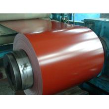 Bobine en acier recouvert de couleur Sino Z60g PPGI pour la construction
