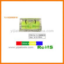 Frascos de bolha de nível quadrado YJ-SQ080918