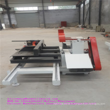 Machine de scierie de table coulissante en bois bon marché de marque de la Chine
