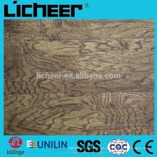 Melhor preço AC3 / AC4 EIR revestimento laminado de superfície