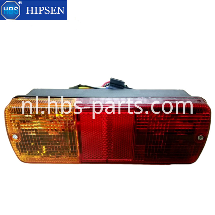 Jcb Rear Light Unit