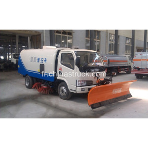 DFAC City Cleaner Camion 4CBM