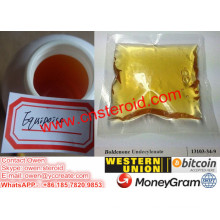 Boldenone Undecylenate Injectable Equipoise Huile Steroid Hormone Prix de gros