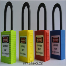 Nylon Safety Padlocks