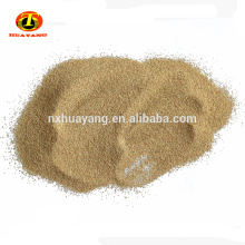 Hot sale factory price corn cob mushroom granule for dry cleaning industry