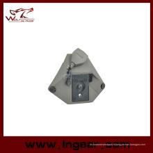 Accessoires de casque militaire Airsoft armée paluche L3 métal Nvg Mount