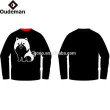 Fashion Cotton Hoodies&Sweatshirts Custom Print Mens Sweatshirt Men Hoodies