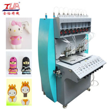 PVC USB-kåpa Flash Cartoon Making Equipment