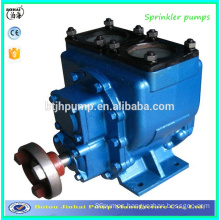 Sprinkler pumps Circular arc gear pumps Tanker truck pumps