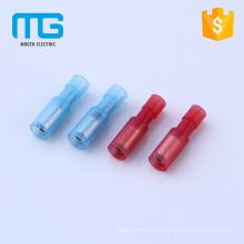Disconexões masculinas e fêmeas da bala totalmente isolada de nylon barata do preço