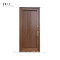 Внешняя дверь из тикового дерева