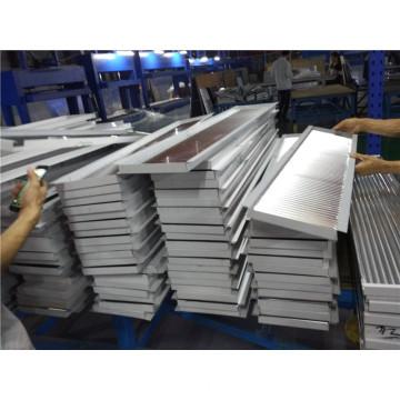 Aluminium Corrugated Core Composite Panel