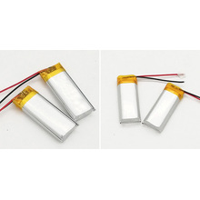 602040+3.7V+small+Rechargeable+Lipo+Battery