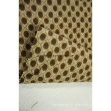 Jacquard Weave tecido de lã de lã